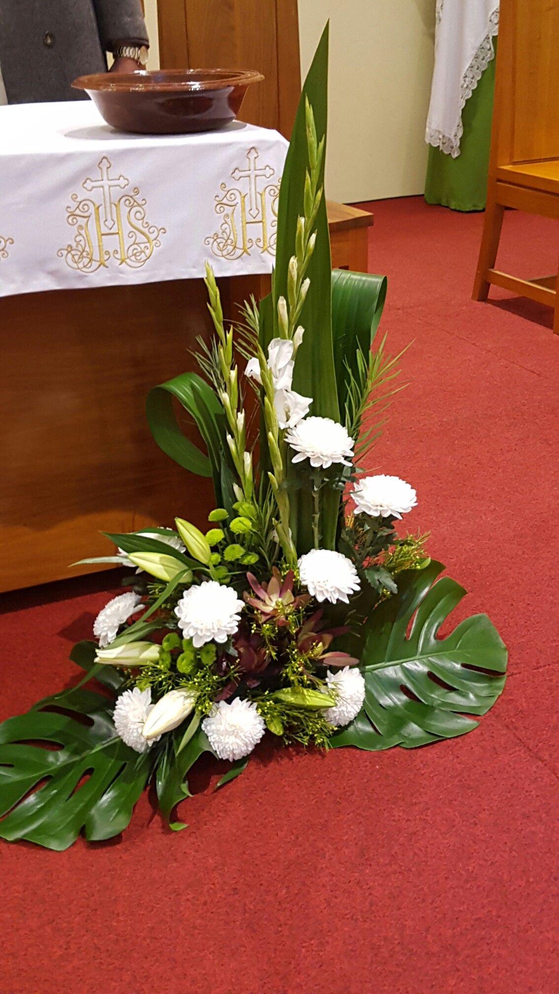 Funeral - Altar Arrangement