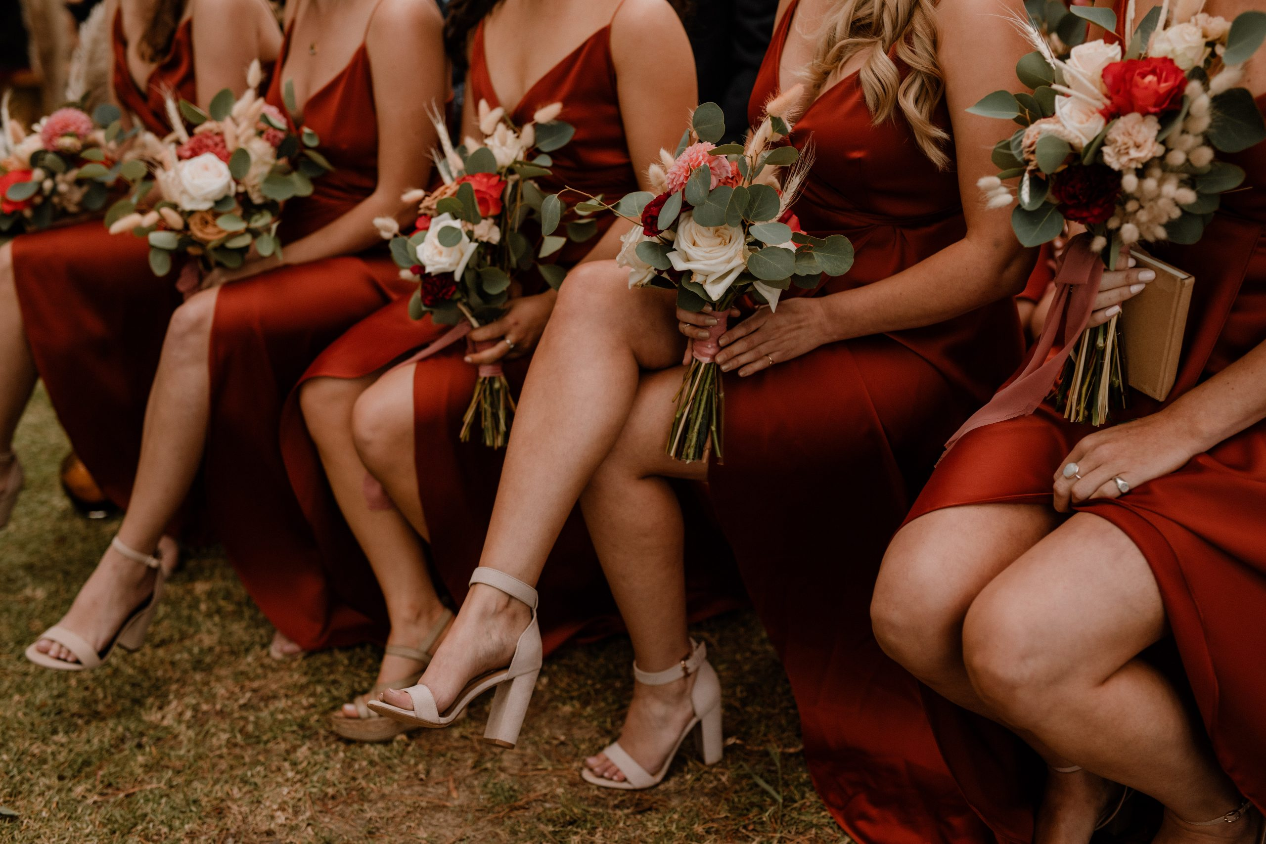 Bridesmaids Bouquets - Various Styles