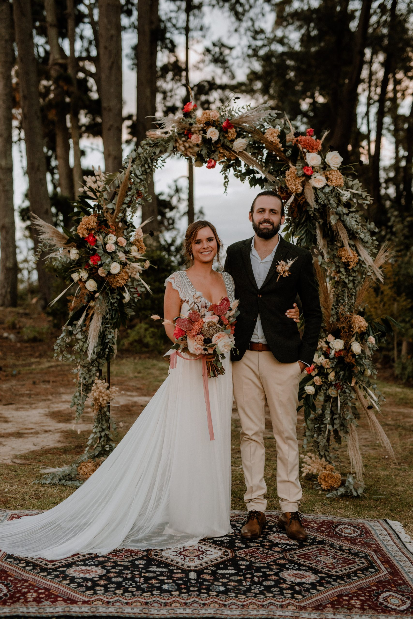Wedding Arch  - (Flowers & Setup Only)