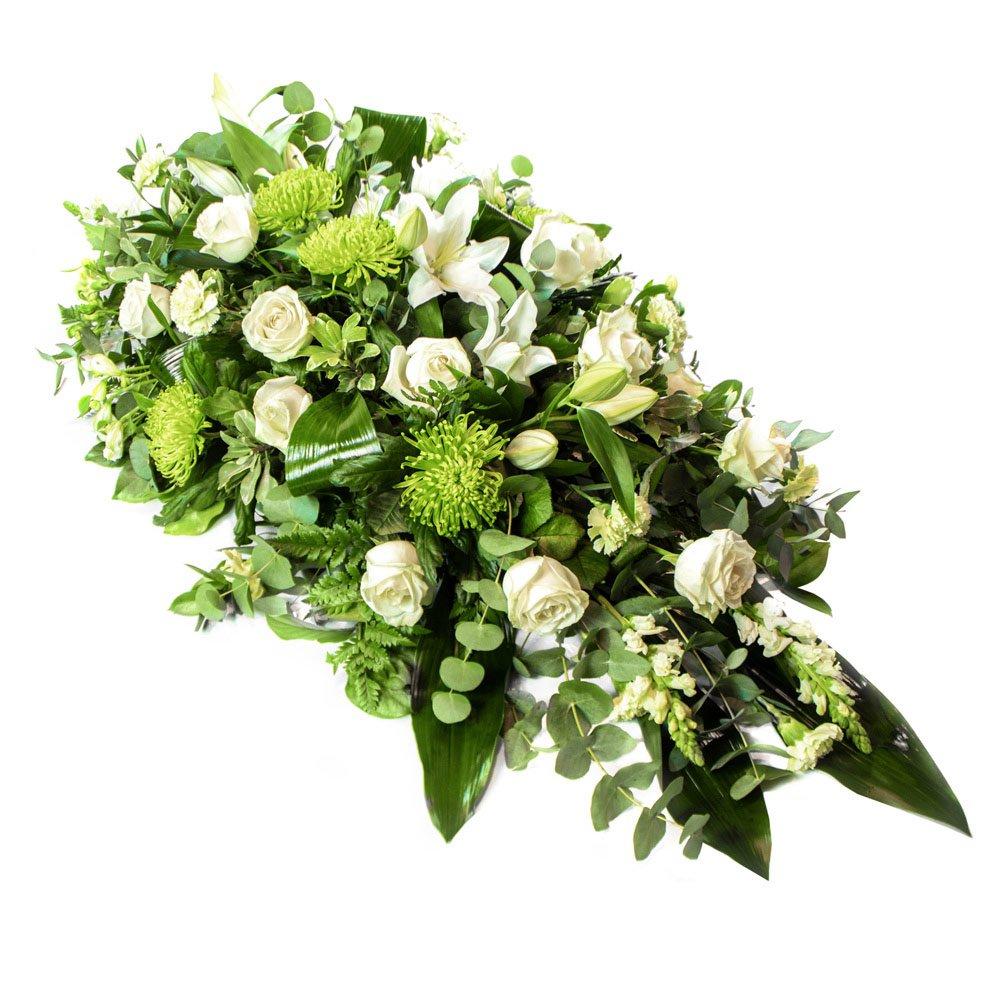 Funeral - Casket Wreath