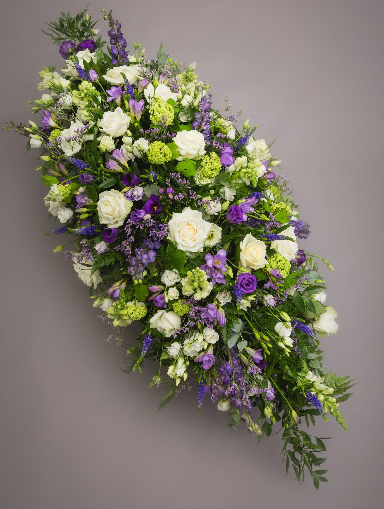 Funeral - Casket Wreath