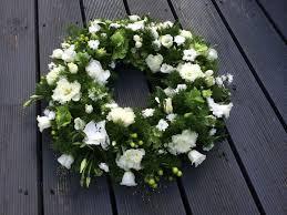 Funeral - Round Wreath - +-40cm